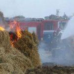 В Одесской области ребенок сгорел в стоге сена